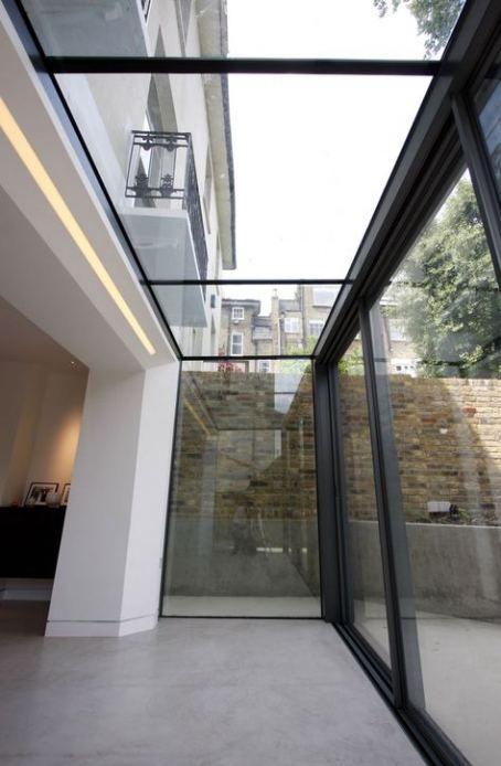 cobertura de vidro 1