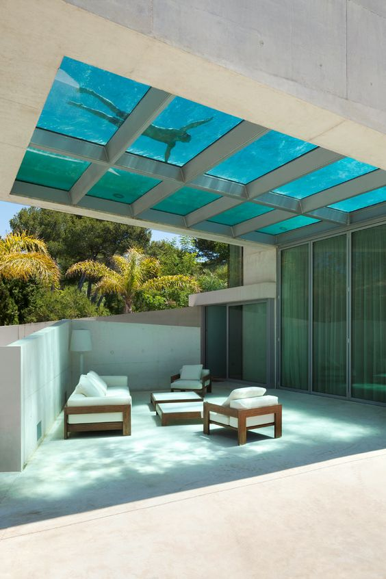 piscina de vidro 4