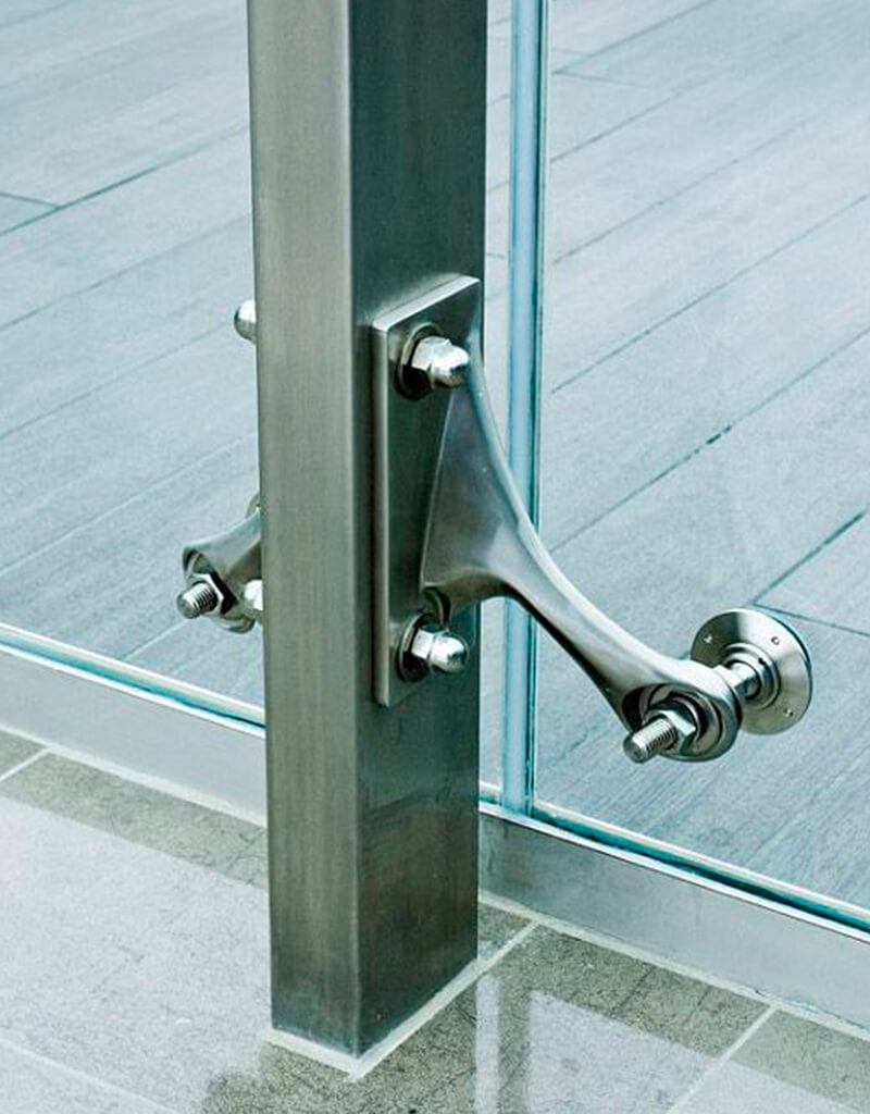 Fachada de vidro Spider glass - 7 - SEV Exclusivv