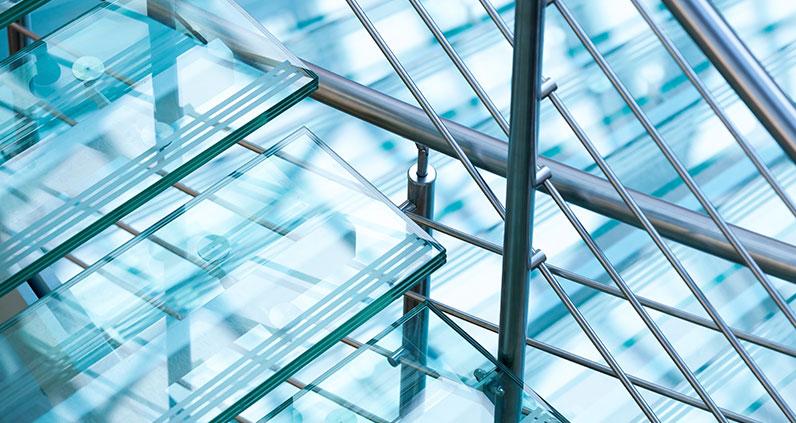 As vantagens do vidro laminado
