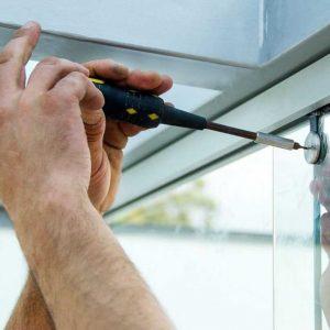 Como instalar box de vidro temperado