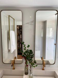Como decorar com espelhos