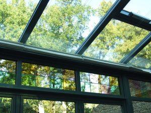 Qual melhor tipo de vidro para cobertura